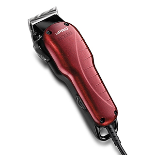 Andis US PRO Adjustable Clipper Red