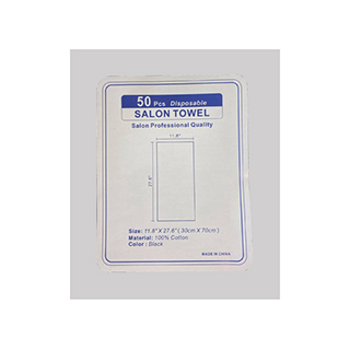 Crewe Orlando White Disposable Towels Pack of 50