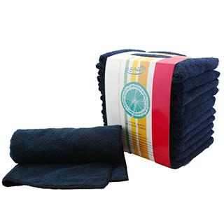 Crewe Orlando Pack of 10 Micro Fibre Hair Towels