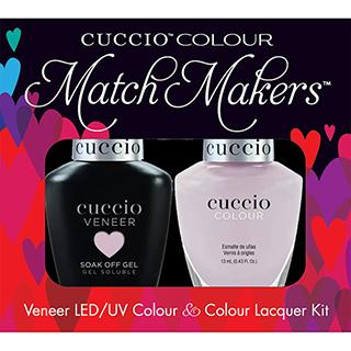 Cuccio Matchmaker Wanderlust - Transformation
