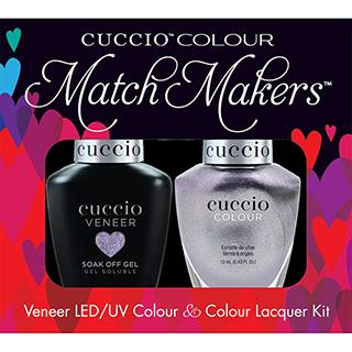 Cuccio Matchmaker Wanderlust - Road Less Traveled