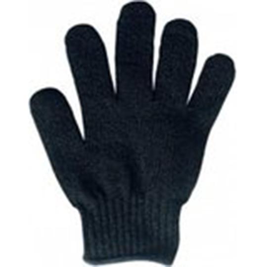 Cuccio Exfoliating Gloves - Black