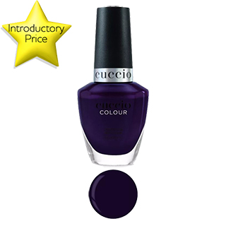 Cuccio Polish - Tapestry Collection - Quilty as Charged