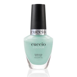 New Cuccio Polish - Rainbow Sorbet Collection - Mint 13ml
