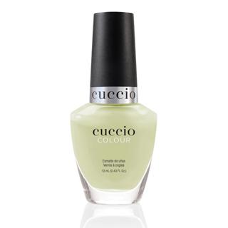 New Cuccio Polish - RaiCnbow Sorbet Collection - Pistachio 13ml