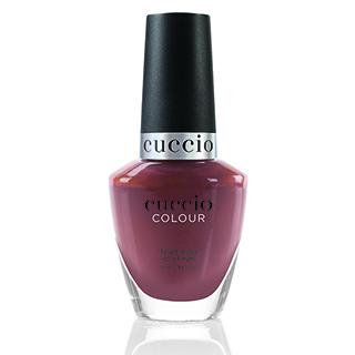 New Cuccio Colour Polish - Chocolate Collection - Hot Chocolate, Cold Days 13ml