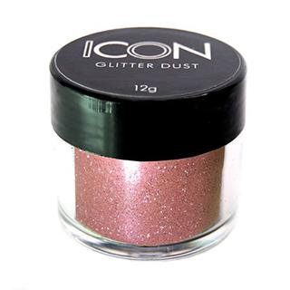 Cuccio Icon Glitter Nail Dust - Holographic Flirt 008 Hex