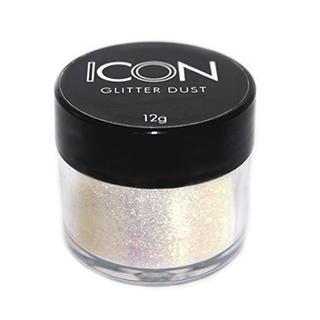 Cuccio Icon Glitter Dust - Iridescent Snowfall 008 Hex