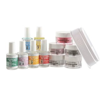 CUCCIO POWDER POLISH ACRYLIC DIP SYSTEM INTRO KIT