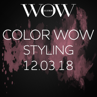 NEW CREATIVE STYLING WITH COLORWOW - PERTH - 12TH MARCH - 09.45AM-5PM