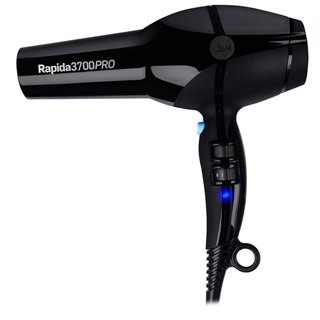 DIVA RAPIDA 3700 PRO HAIRDRYER - ONYX BLACK