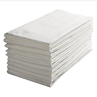 WHITE HAIR TOWELS 900PK - EASYDRY