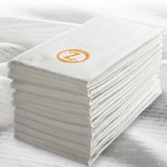White Hair Towels 300pk - Easydry Zimples