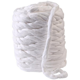ECONO COTTON NECK WOOL 4LB