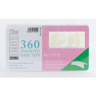 THE EDGE ACTIVE TIPS 360 ASSORTED