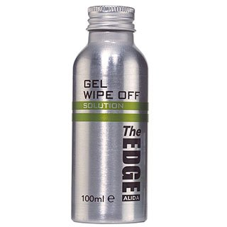 THE EDGE UV GEL WIPE OFF SOLUTION 100ML