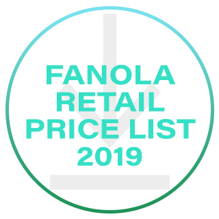 Fanola Retail Price List 2019