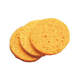 HIVE COSMETIC CELLULOSE SPONGES (3)