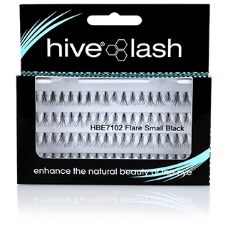INDIVIDUAL LASHES SMALL BLACK