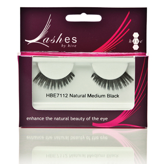 EYELASH STRIPS MEDIUM BLACK