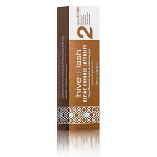 Hive Eyelash and Eyebrow Tint - Brown 20ml
