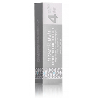Hive Eyelash and Eyebrow Tint - Grey 20ml