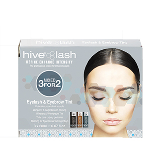 Hive New 20ml 3 for 2 Mixed Lash Tint