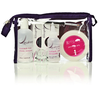 HIVE EYELASH TINTING KIT