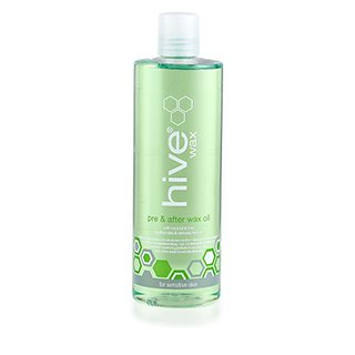 Hive Coconut & Lime Pre & After Wax Oil 400ml