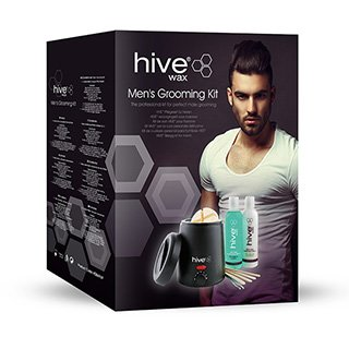 HIVE MALE GROOMING WAX KIT