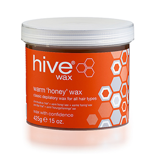 HIVE OPTIONS WARM HONEY WAX 425G