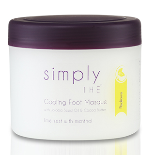 SIMPLY THE COOLING FOOT MASQUE 500ML