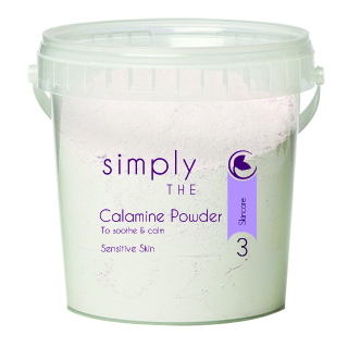 SIMPLY THE CALAMINE POWDER 500G
