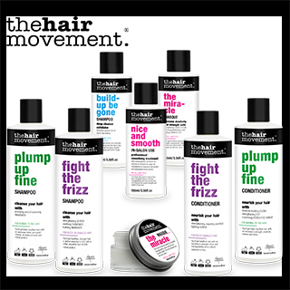 The Hair Movement Smooth and Easy The Tester Pack (100ml treatment)