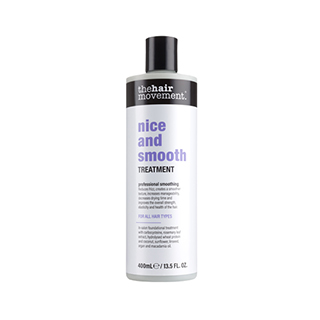 The Hair Movement Nice and Smooth 400ml Smoothing Treatment