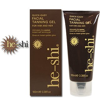 *HE-SHI FACIAL GEL 100ML