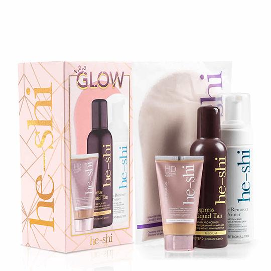 He-Shi 1,2,3 Glow Gift Set