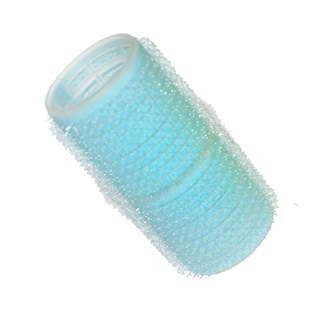HAIR TOOLS CLING ROLLERS LIGHT BLUE 28MM