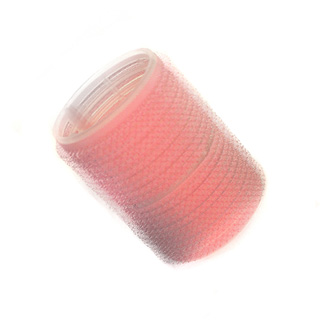HAIR TOOLS CLING ROLLERS LARGE PINK 44MM