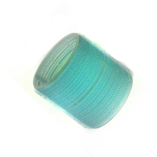 HAIR TOOLS CLING ROLLERS JUMBO LIGHT BLUE 56MM
