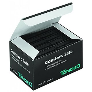 * Comfort Safe Blades Box Of 10 (100 Blades)