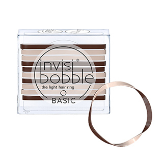 Invisibobble Basic - Mocca and Cream