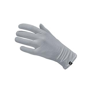 Neqi ElephantSkin Organic Cotton Gloves - Grey Large / Extra Large - 1 x Pair