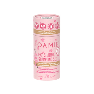 Foamie Dry Shampoo - For Blonde and Bright Hair