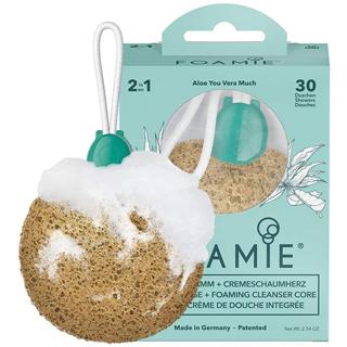 Foamie Aloe You Very Much Shower Sponge