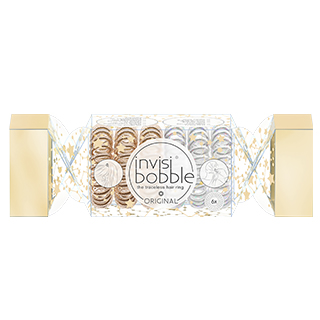 Invisibobble Original - Wonderfuls Xmas Cracker (6pk)