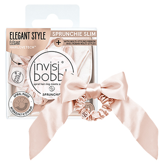 New Invisibobble Slim Sprunchie - Bowtique