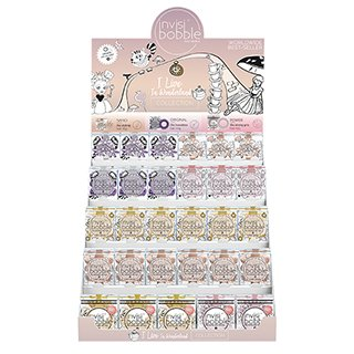 INVISIBOBBLE MIXED - WONDERLAND COLLECTION 35PC STARTER SET