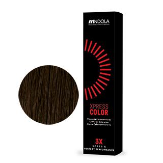 Indola Xpress Color 5.00 Light Brown Intense Natural 60ml
