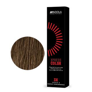 Indola Xpress Color 7.0 Medium Blonde Natural 60ml